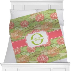 Lily Pads Blanket (Personalized)