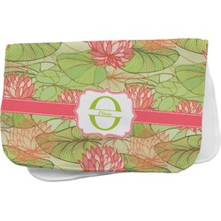 Lily Pads Burp Cloth (Personalized)