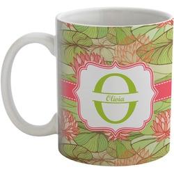 Lily Pads Coffee Mug (Personalized)