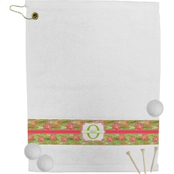 Lily Pads Golf Towel (Personalized)