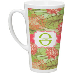 Lily Pads Latte Mug (Personalized)