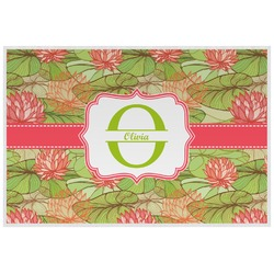 Lily Pads Placemat (Laminated) (Personalized)