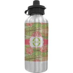 Lily Pads Water Bottle (Personalized)
