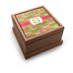 Lily Pads Pet Urn w/ Name and Initial