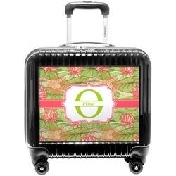 Lily Pads Pilot / Flight Suitcase (Personalized)