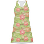 Lily Pads Racerback Dress (Personalized)