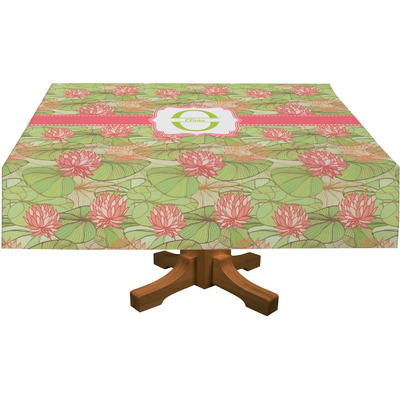 Lily Pads Tablecloth (Personalized)