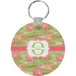 Lily Pads Keychains - FRP (Personalized)