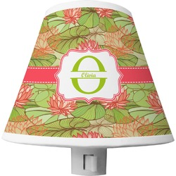 Lily Pads Shade Night Light (Personalized)