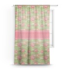 Lily Pads Sheer Curtains (Personalized)