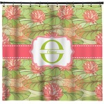 Lily Pads Shower Curtain (Personalized)
