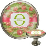 Lily Pads Cabinet Knobs (Personalized)