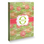 Lily Pads Softbound Notebook (Personalized)