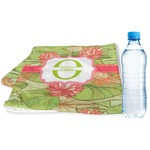 Lily Pads Sports & Fitness Towel (Personalized)