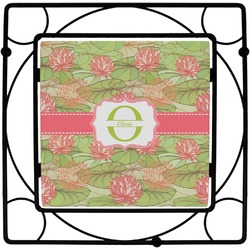 Lily Pads Trivet (Personalized)