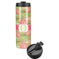Lily Pads Stainless Steel Tumbler (Personalized)
