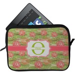 Lily Pads Tablet Case / Sleeve (Personalized)