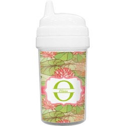 Lily Pads Toddler Sippy Cup (Personalized)
