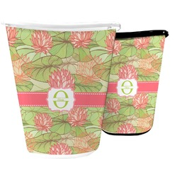 Lily Pads Waste Basket (Personalized)