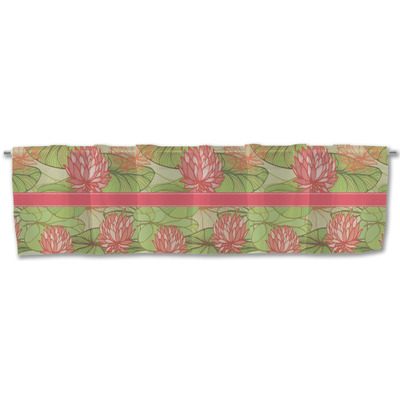 Lily Pads Valance (Personalized)