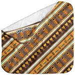 African Masks Baby Hooded Towel