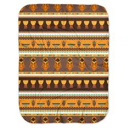 African Masks Baby Swaddling Blanket