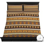 African Masks Duvet Cover Set