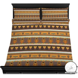 African Masks Duvet Covers
