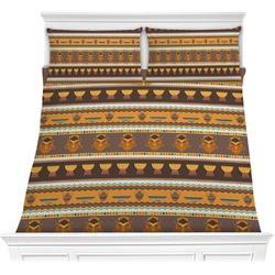 African Masks Comforters