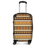 African Masks Suitcase