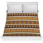 African Masks Comforter