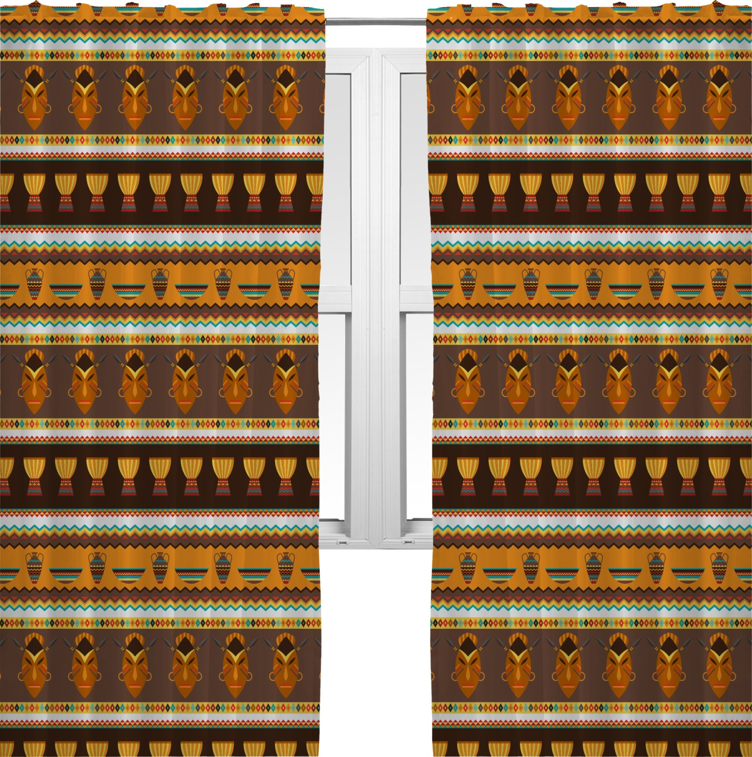 "Kitchen Curtain Ideas South Africa: 40""x54"" Panels"