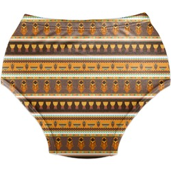 African Masks Diaper Cover