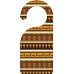 African Masks Door Hanger