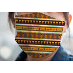 African Masks Face Mask Cover