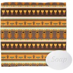 African Masks Wash Cloth