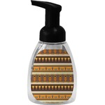 African Masks Foam Soap Dispenser