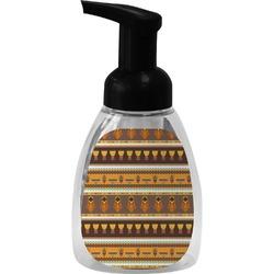 African Masks Foam Soap Dispenser