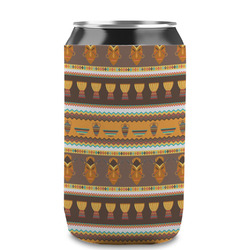 African Masks Can Sleeve (12 oz)