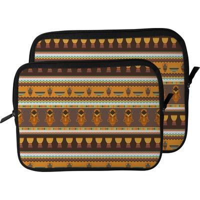 African Masks Laptop Sleeve / Case