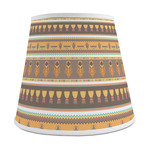 African Masks Empire Lamp Shade