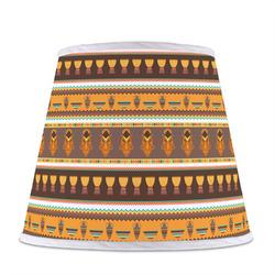 African Masks Empire Lamp Shade