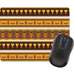 African Masks Mouse Pads