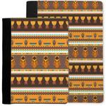 African Masks Notebook Padfolio