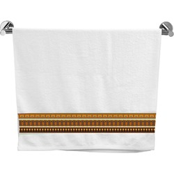 African Masks Bath Towel