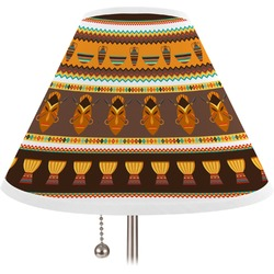 African Masks Lamp Shade
