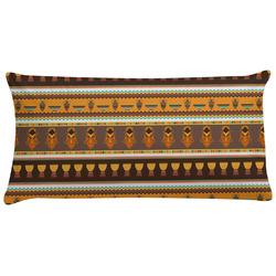 African Masks Pillow Case