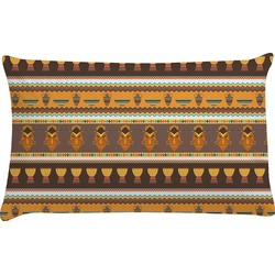 African Masks Pillow Case