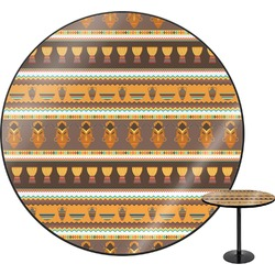 African Masks Round Table