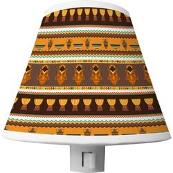 African Masks Shade Night Light